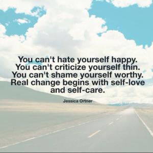 Vind jij jezelf niet dun genoeg, goed genoeg, knap genoeg, succesvol genoeg?