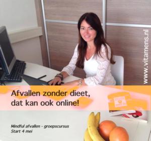 Afvallen zonder op dieet te gaan dat kan ook online!